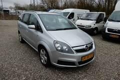 Opel Zafira 1,8 16V 140 Flexivan aut.