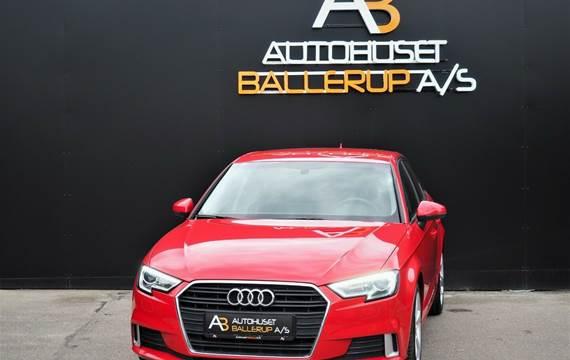 Audi A3 TDi Sport SB