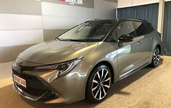 Toyota Corolla 2,0 Touring Sports  B/EL H3 Premiumpakke E-CVT  Stc 6g Aut.