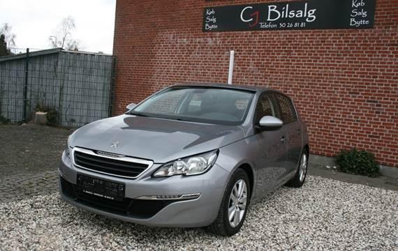 Peugeot 308 2,0 BlueHDi 150 Active