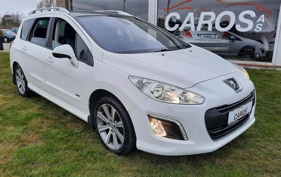 Peugeot 308 1,6 SW  e-HDi Active  Stc 6g