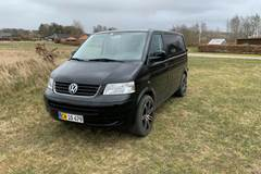 VW Transporter 2,5 TDi 130 Kassevogn lang