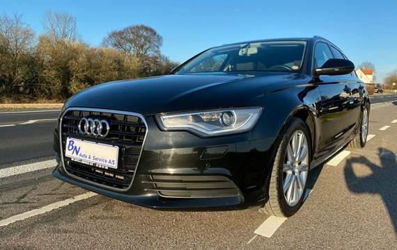 Audi A6 2,0 TFSi 180 Avant