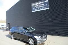 Mercedes E200 2,1 T  CDI BlueEfficiency  Stc Aut.