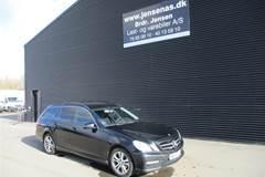 Mercedes E200 2,1 T  CDI BlueEfficiency  Stc Aut.