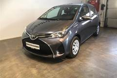 Toyota Yaris 1,3 VVT-I T2  5d 6g