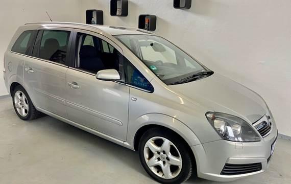Opel Zafira 1,9 CDTi 120 Classic 7prs