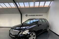 Mercedes E200 2,2 CDi Elegance stc. aut. BE