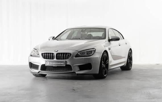 BMW M6 4,4 Gran Coupé Competition aut.