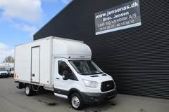 Ford Transit 2,0 2.0 TDCi () Chassis RWD Manuel