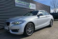 BMW 220i 2,0 Coupé aut.