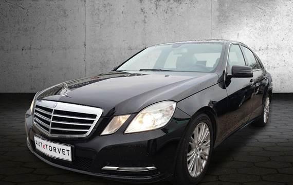 Mercedes E200 2,2 CDi aut. BE