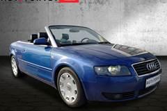 Audi A4 3,0 V6 Cabriolet Multitr.