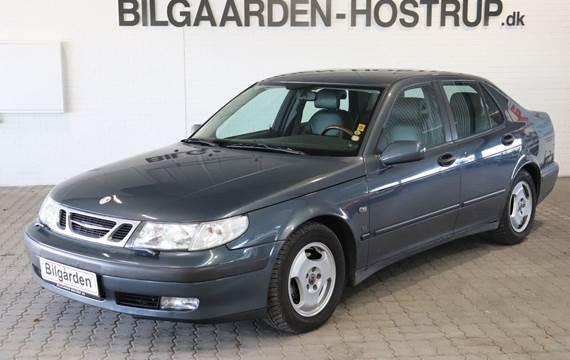 Saab 9-5 2,3 Turbo SE aut.