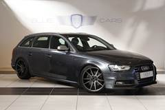 Audi S4 3,0 TFSi Avant quattro S-tr.