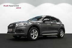 Audi Q5 TDi Sport quattro S-tr.