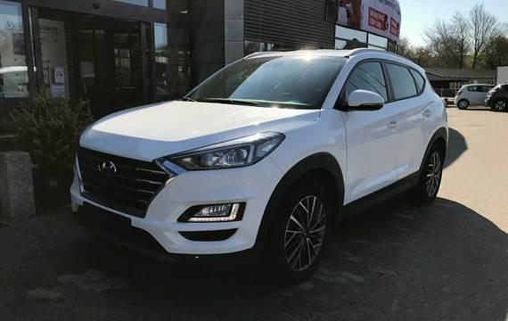 Hyundai Tucson 1,6 CRDi 136 Trend DCT