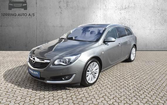 Opel Insignia 1,6 CDTi 136 Cosmo ST