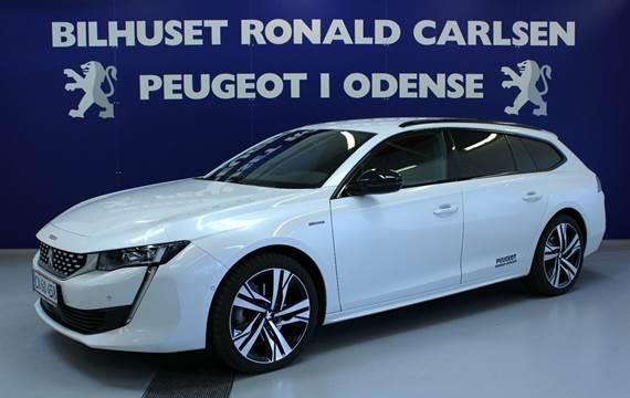 Peugeot 508 2,0 BlueHDi 163 GT Line SW EAT8