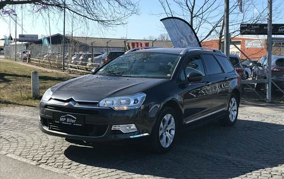 Citroën C5 2,0 HDi 163 Exclusive Tourer