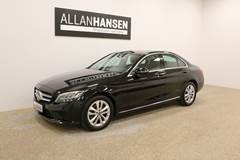 Mercedes C220 d 2,0 Advantage aut.