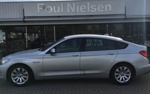 BMW 530d 3,0 Gran Turismo aut. Van