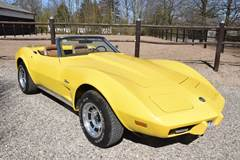 Chevrolet Corvette 5,7 V8 Stingray Cabriolet aut.