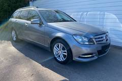 Mercedes C200 2,2 CDi Avantgarde stc. aut. BE