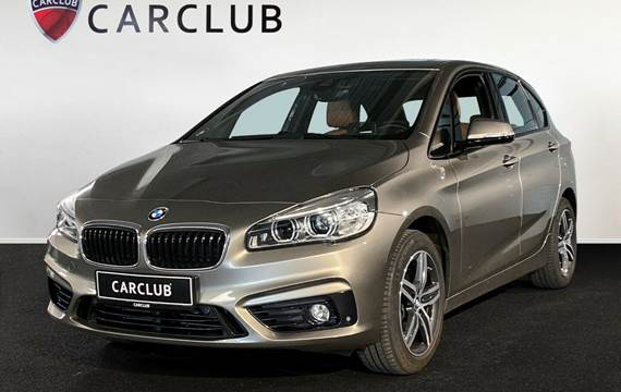 BMW 220d 2,0 Active Tourer xDrive aut.
