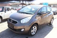 Kia Venga 1,6 CRDi 128 Exclusive