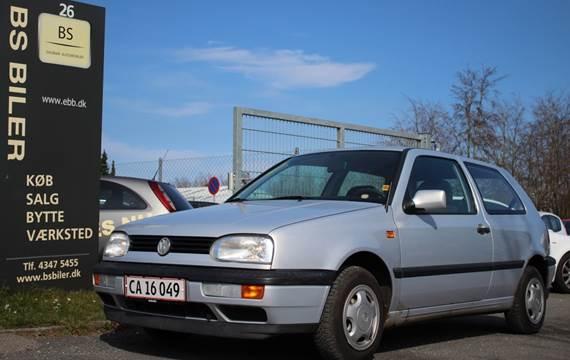 VW Golf III 1,8 GL