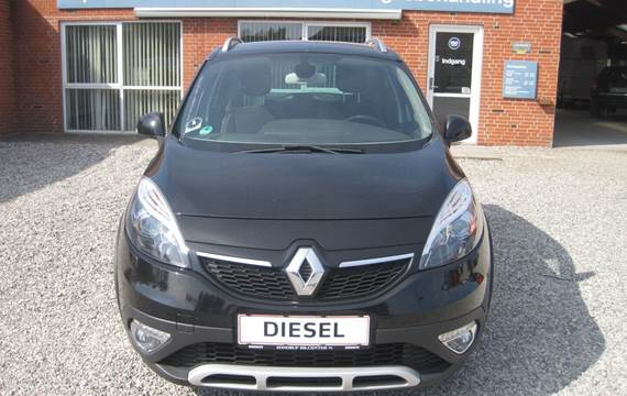 Renault Scenic XMod 1,5 dCi 110 Bose Edition