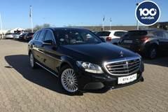 Mercedes C250 d 2,2 Exclusive stc. aut.