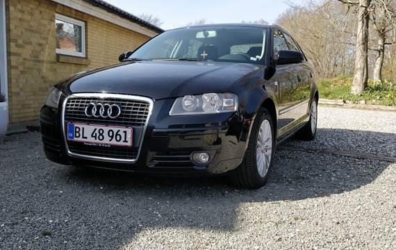 Audi A3 Sportback 2,0 2,0 FSI