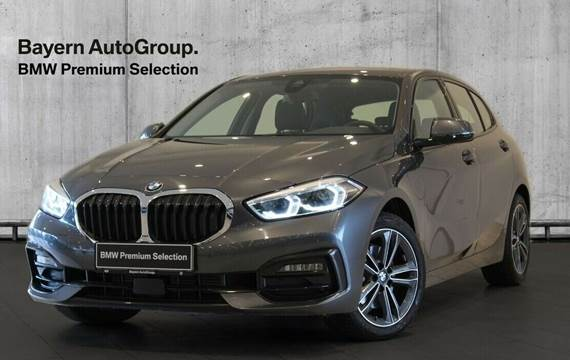 BMW 118d 2,0 Sport Line aut.