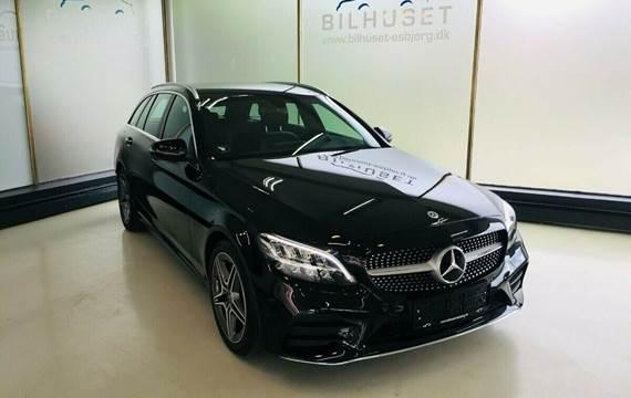 Mercedes C200 1,5 Advantage AMG stc. aut.