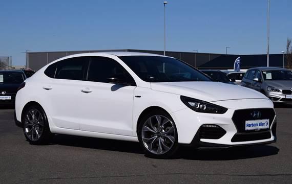 Hyundai i30 1,4 T-GDi N-Line Perf. FB DCT