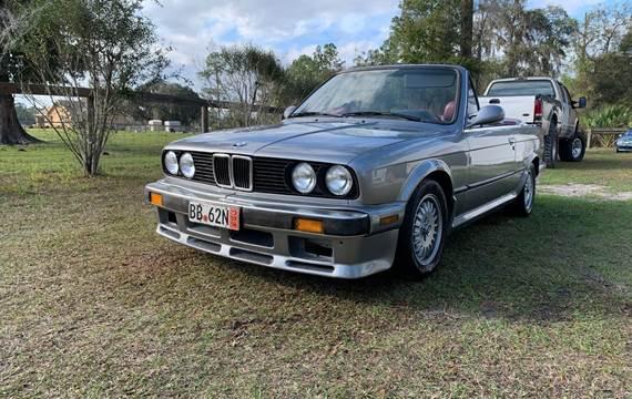 BMW 325 Cabriolet 2,5 6 Cyl.