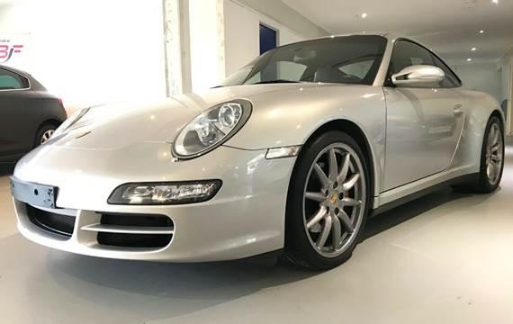 Porsche 911 Carrera 4S 3,8 Coupé Tiptr.