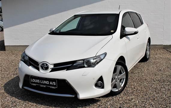 Toyota Auris 1,4 D-4D T2  Van 6g