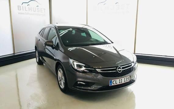 Opel Astra 1,0 T 105 Impress ST