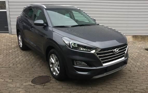 Hyundai Tucson 1,6 T-GDi Value Edition+ DCT