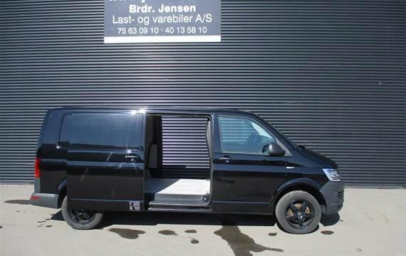VW Transporter 2,0 Lang  TDI DSG  Van 7g Aut.