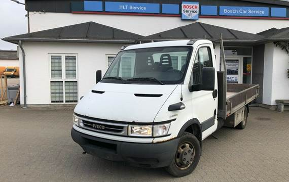 Iveco Daily 3,0 35C14 3750mm Lad
