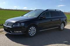 VW Passat 2,0 TDi 140 Comfortl. Vari. BMT