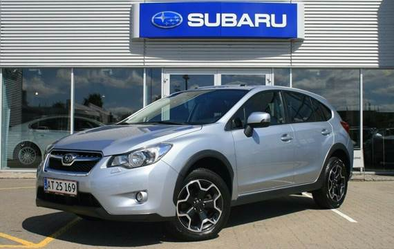 Subaru XV 2,0 Business Sport CVT