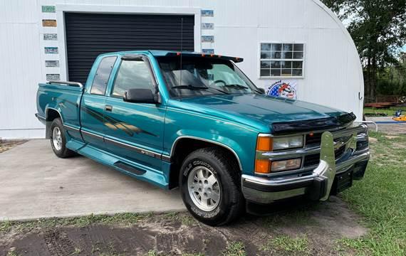 Chevrolet C1500 5,7 Silverado Thunder Edition