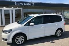 VW Touran 2,0 TDi 140 Comfortline BMT 7prs