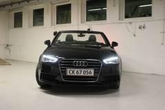 Audi A3 1,4 TFSi 150 Attract. Cabrio S-tr.