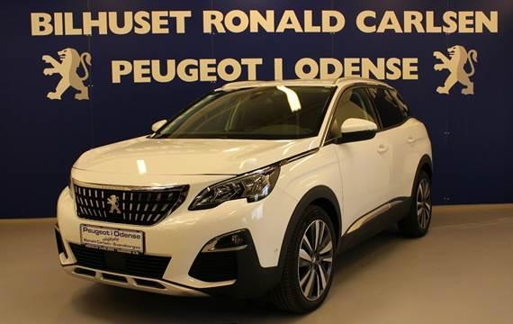 Peugeot 3008 1,2 PT 130 Allure EAT8